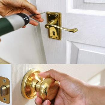Réparation de portes - SERRURIER GAGNY
