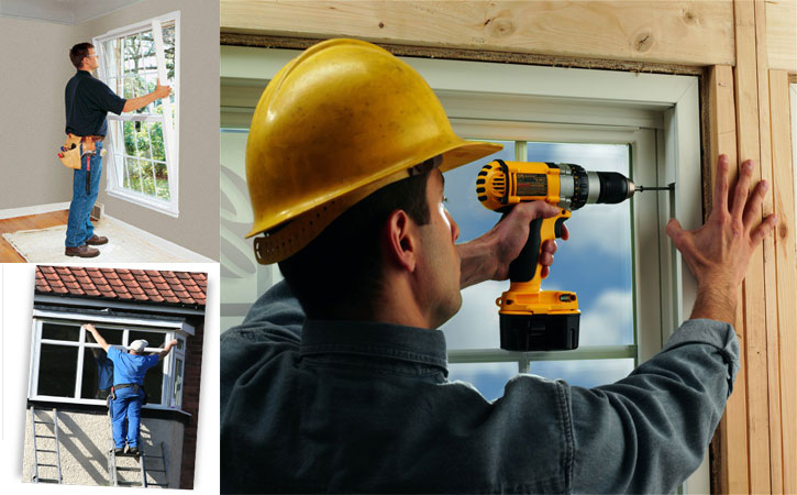 Réparation et Installation de vitre Vitrier  paris